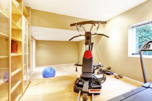 Working out at your home